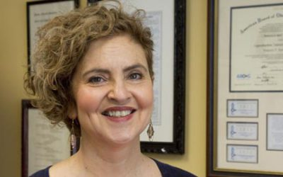 Dr. Nanette Santoro wins the 2016 Laureate Award for Outstanding Mentorship