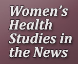 New Method May Help Pinpoint Woman's Final Menstrual Period